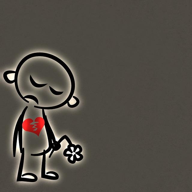 Image result for Heartbroken person