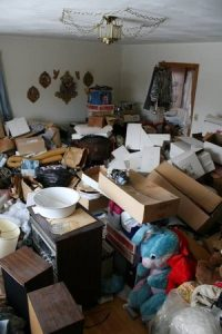 Top of the List:  Compulsive Hoarding and Dissociative Disorders