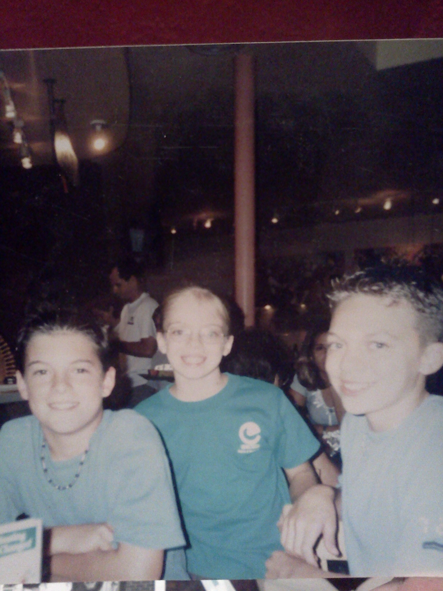 Justin, Gary, and Shay