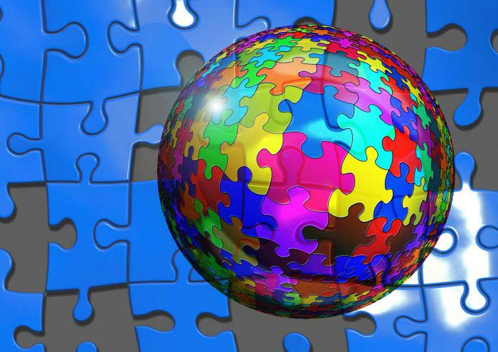 puzzlepieceballsphere-sized