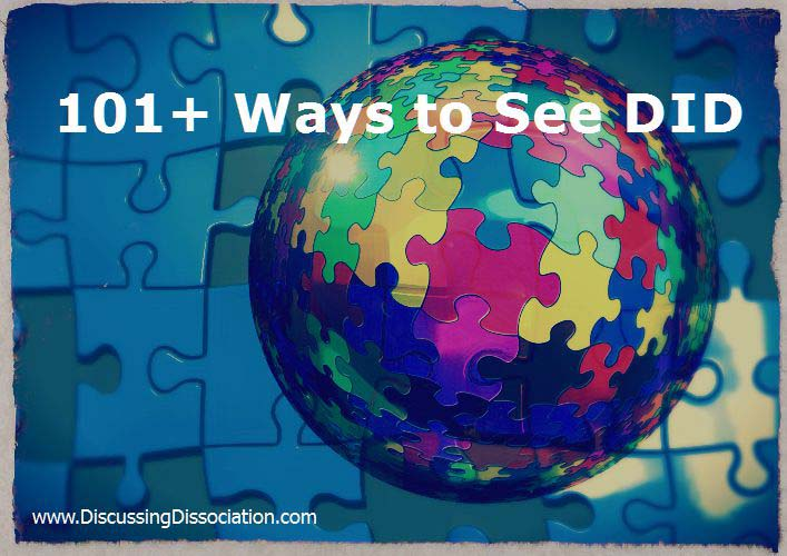 How to find the free ebook 101 ways to see did dissociative