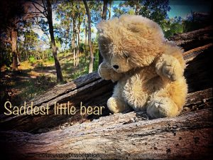The Saddest Little Bear Dissoci-ACTION Story Pack is READY !!!