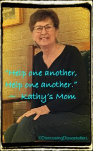 "My Mother Would Say to You — ""Help One Another"""