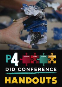 P4 DID Conference 2020 Handouts