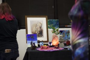 Art Pieces from the P4 DID Conference, 2020, in Phoenix Arizona